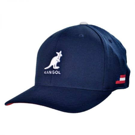 Kangol USA Nations 110 Adjustable Baseball Cap