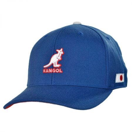 Kangol Japan Nations 110 Adjustable Baseball Cap