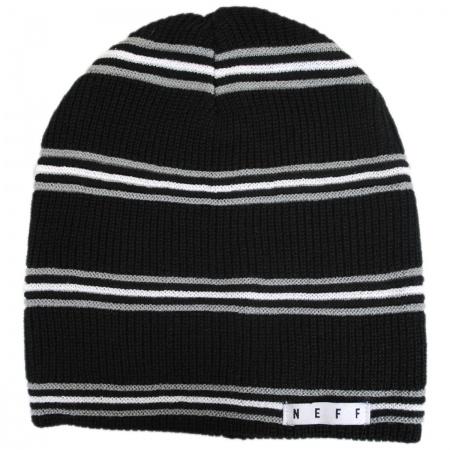 Neff Daily Stripe Knit Beanie Hat