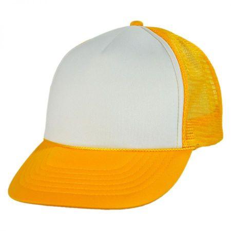 KC Caps Foam and Mesh Trucker Snapback Baseball Cap