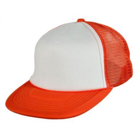 Foam and Mesh Trucker Snapback Baseball Cap
