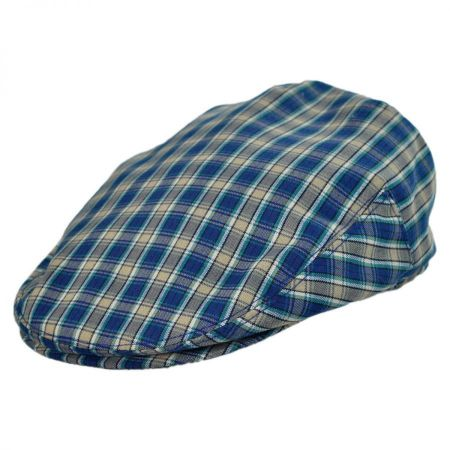 Jeanne Simmons Plaid Ivy Cap