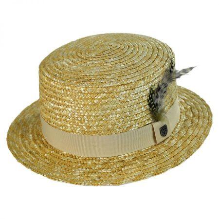 Brixton Hats Lena Skimmer Fedora