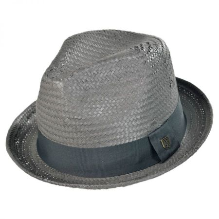 Castor Toyo Straw Fedora Hat alternate view 22
