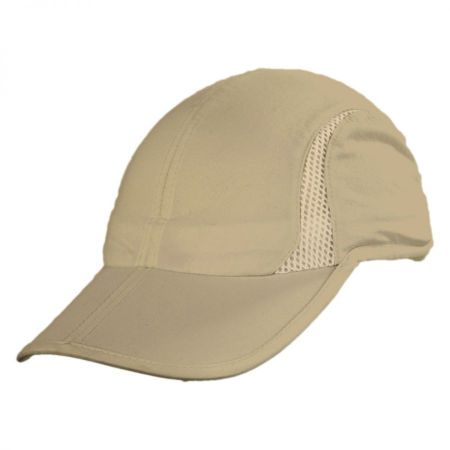 UPF 50+ Mesh Adjustable Baseball Cap alternate view 7