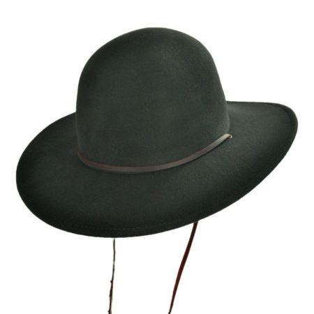 Tiller Packable Wool Felt Wide Brim Hat alternate view 24
