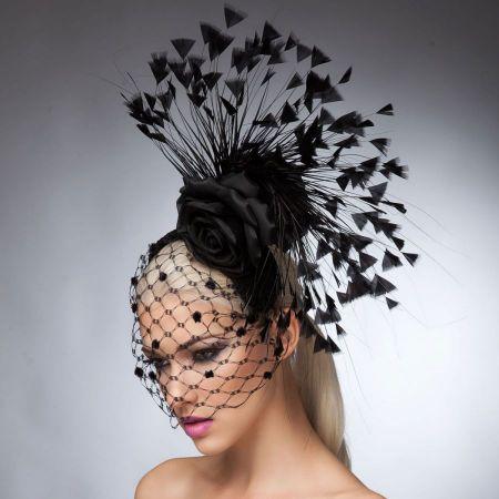 Georgia Headband Fascinator Hat