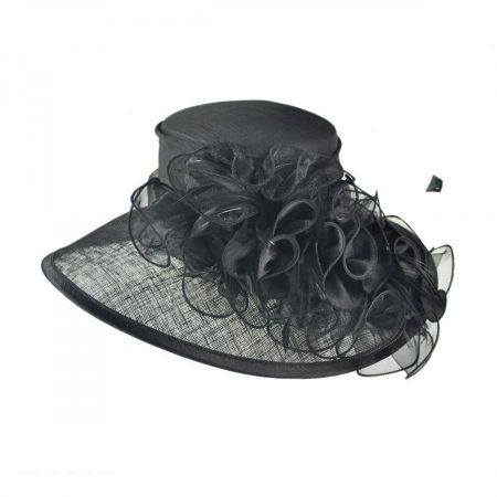 Coco Montrese Boater Hat