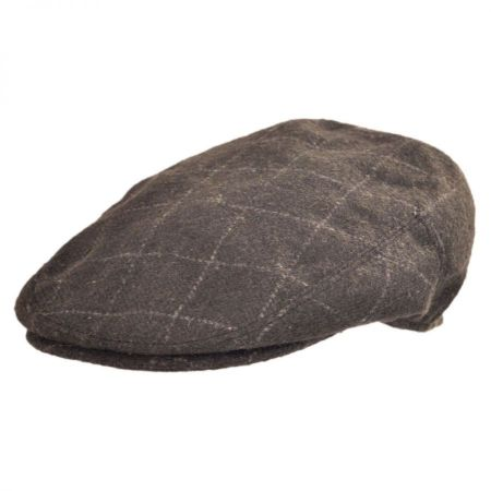 Jaxon Hats Windowpane Ivy Cap