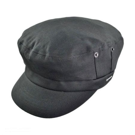 Canvas Fisherman Cap