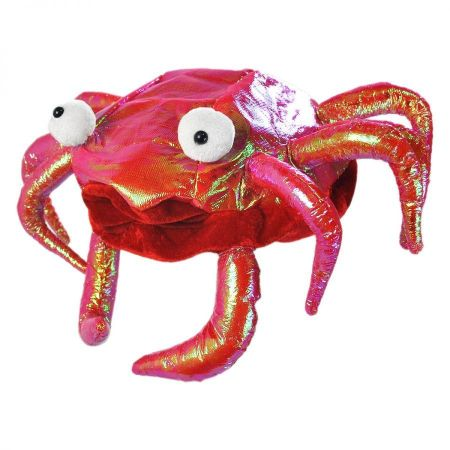 Jacobson Shiny Crab Hat
