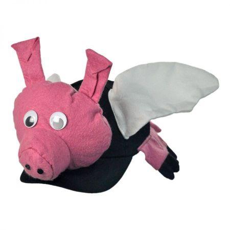 Rasta Imposta Flying Pig Cap