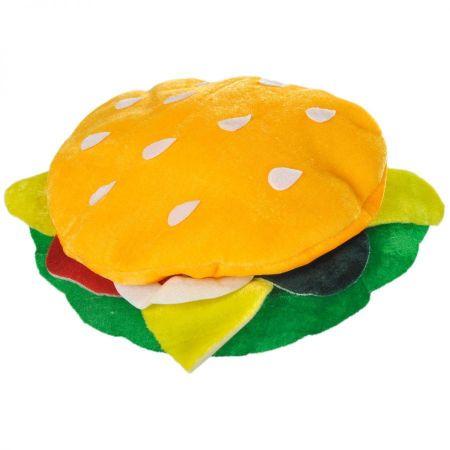 Jacobson Hamburger Hat