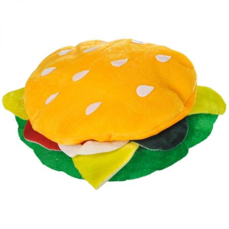 Jacobson Hamburger Hat