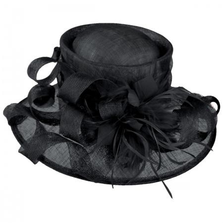 Visage Boater Hat alternate view 1