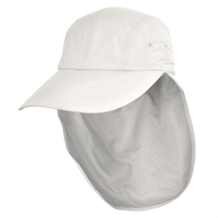 B2B Torrey Hats UPF 50+ Baseball Cap with Neck Flap