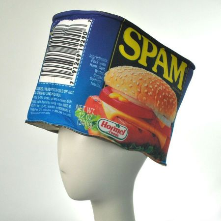 Rasta Imposta Spam Can Hat
