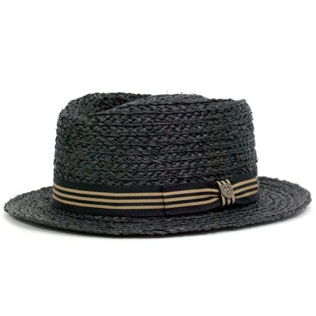 Brixton Hats Delta D Crown Hat
