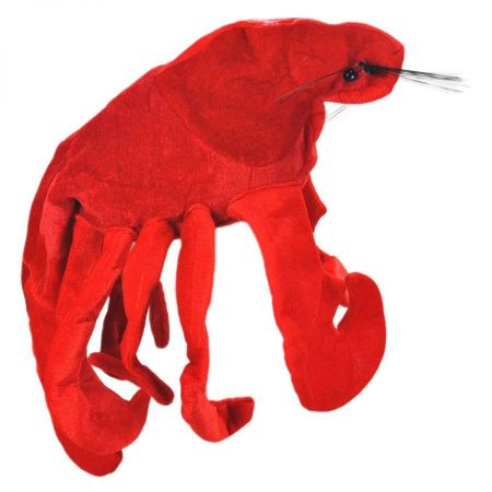 Jacobson Giant Lobster Hat