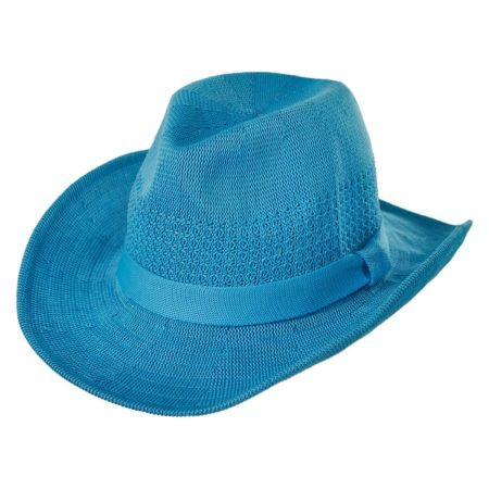 Vented Western Hat