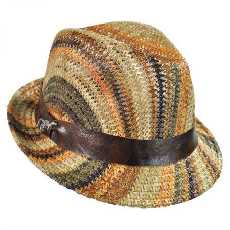 Carlos Santana Astral Fedora Hat