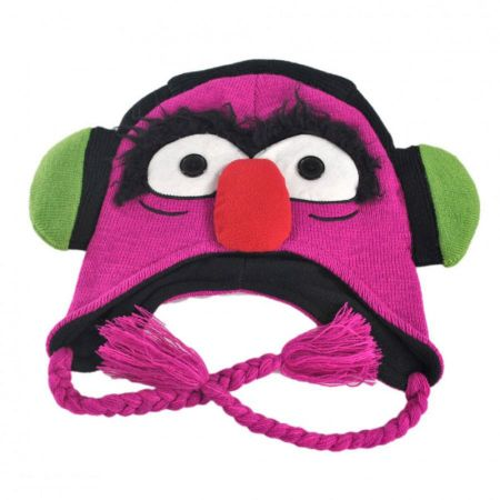 The Muppets Animal Peruvian Hat