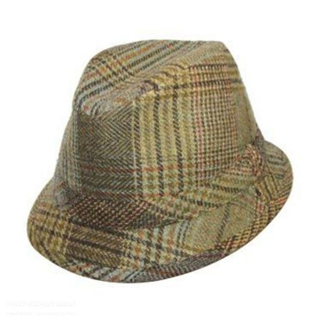 Patchwork Downer Hat