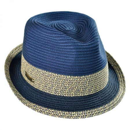 Christys' Crown Series Nelson Fedora Hat