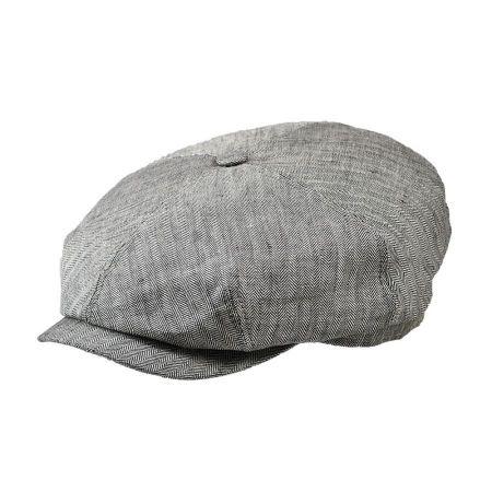 Stetson Gilchrist Linen Cap
