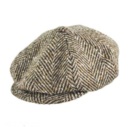 Jaxon Hats Spicci Grande Newsboy Cap