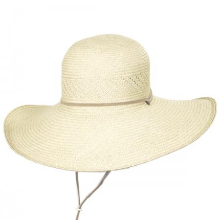 Tucson Traveler Panama Straw Sun Hat alternate view 5