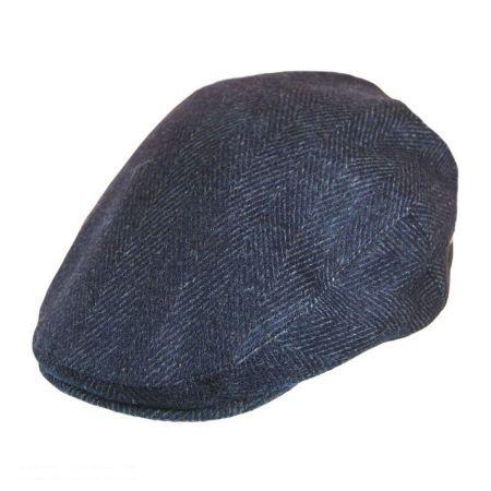 Jaxon Hats Herringbone Ivy Cap