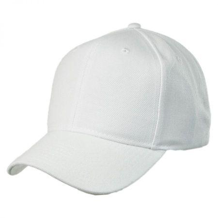 Pro Wool Snapback Baseball Cap