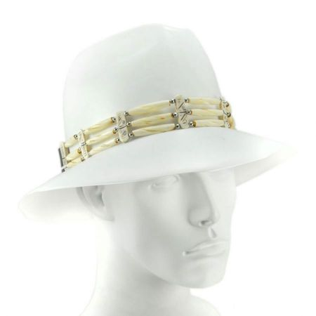 LTC Twist Bone Hat Band