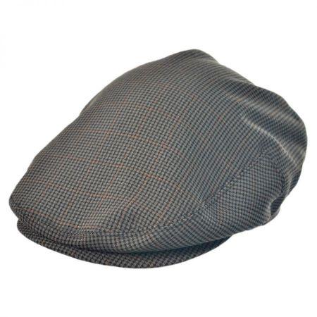 Houndstooth ivy cap