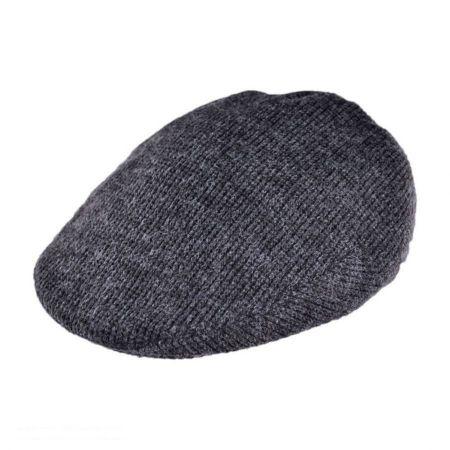 Ribknit Earflap Ivy cap
