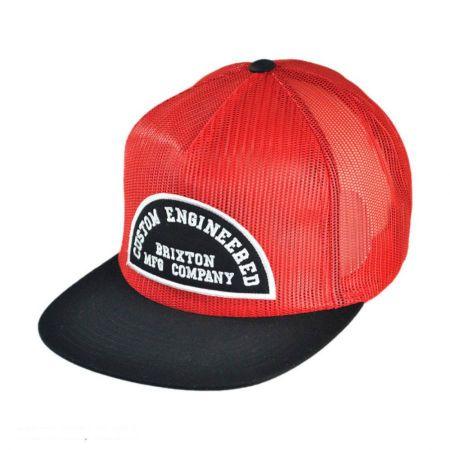 Brixton Hats Saxon Cap