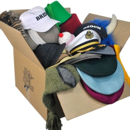 Village Hat Shop Party Inspired Quality Hat Starter Prop Kit