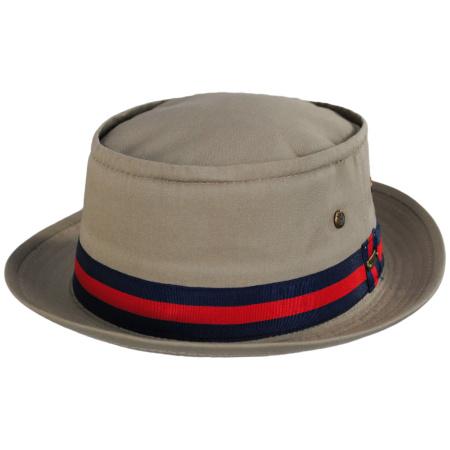 Stetson Fairway Cotton Bucket Hat