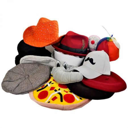 Village Hat Shop Happy Colors Novelty Prop Kit