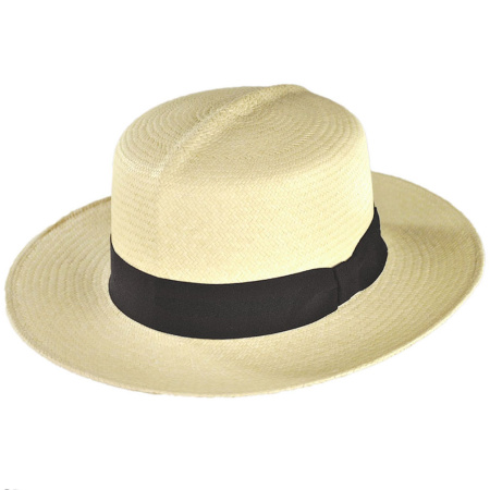 Jaxon Hats B2B Jaxon Panama Habana Cuenca Grade 3 Hat