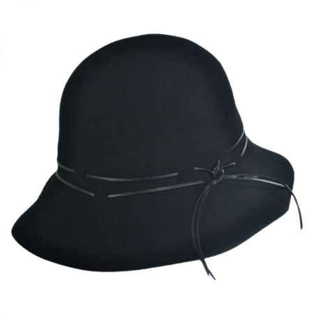Callanan Hats Leather Lacing Floppy Hat