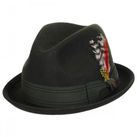 Gain Wool Felt Fedora Hat alternate view 6