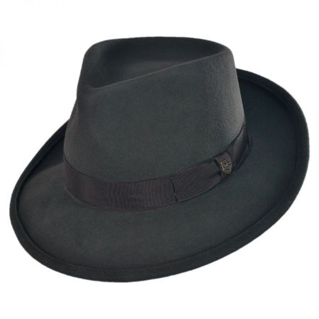 Brixton Hats Swindle Fedora Hat
