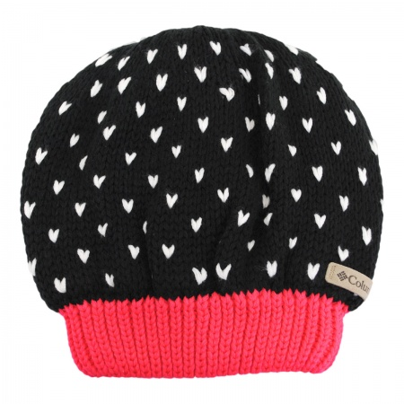Kids' Powder Princess Knit Beanie Hat alternate view 1