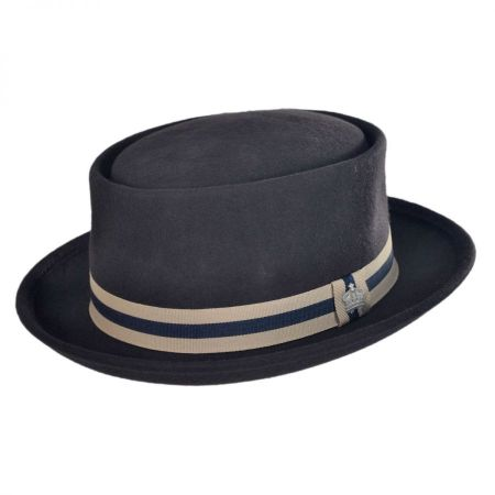 Christys' Crown Series Old Sport Pork Pie Hat