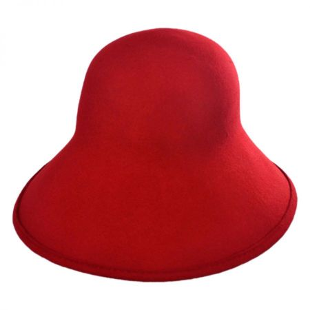 Scala Six-Way Big Brim Hat