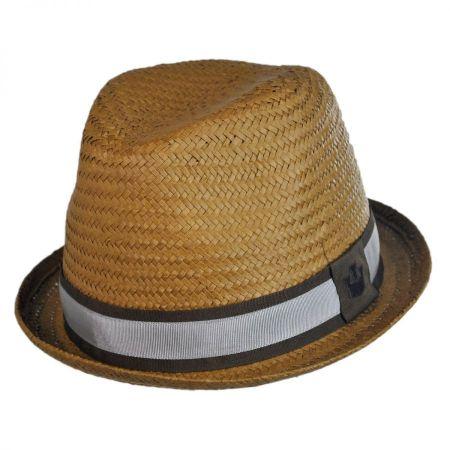 Goorin Bros Sand Cassel Hammond Jr Fedora Hat