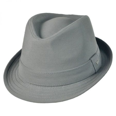 Ragtime Fabric Fedora Hat