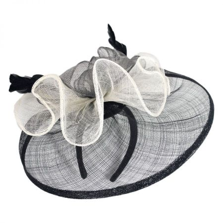 Jeanne Simmons Cyd Cocktail Hat